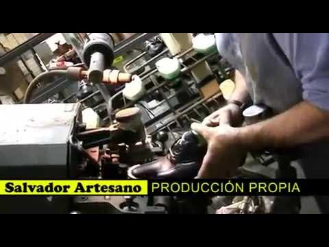 Visita fabrica de calzado en Elche by Salvador Artesano