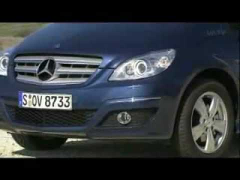 W245 Mercedes Benz B Klasse Facelift