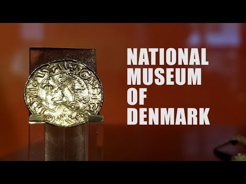 Visiting the National Museum of Denmark (Copenhagen)