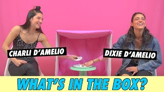 Download Charli vs Dixie D'Amelio - What's In The Box? Mp3 and Videos