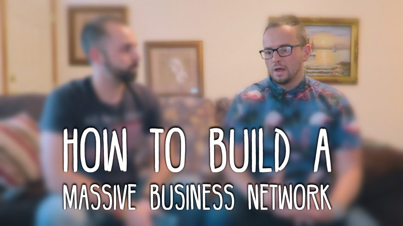 how to build a business network