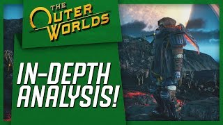 The Outer Worlds Launch Trailer - IN-DEPTH ANALYSIS!
