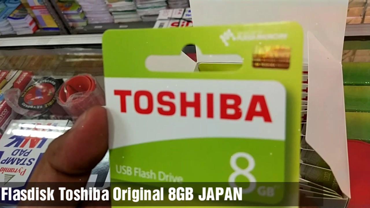 Flasdisk Toshiba 8 Gb Original Japan Grosir Bogor Flash Disk 32 Hayabusa