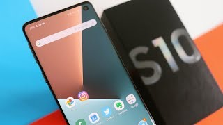 Samsung Galaxy S10 - Review en español
