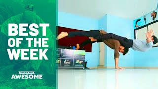 Best of the Week: Adaptive Skills, Trickshots & More | People Are Awesome