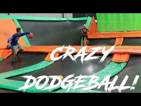 DODGEBALL V.S. DC HEAT!