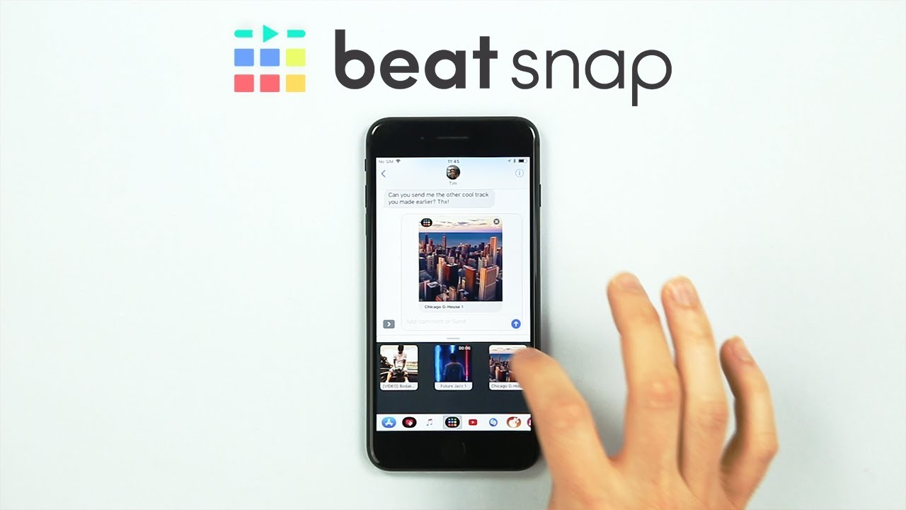 Beatmaking app for iOS and Android - Download Beat Snap for free