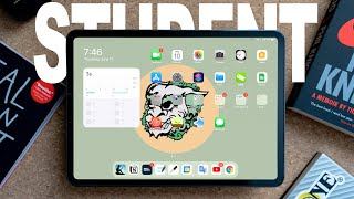 What's on my M1 iPad Pro 2021?  - Student Edition