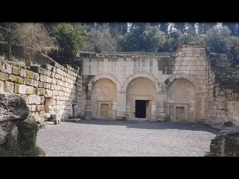 Israel What To See, Beit Shearim (House Of Gates) National Park