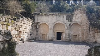 Beit Shearim (House of Gates) National Park - גן לאומי בית שערים