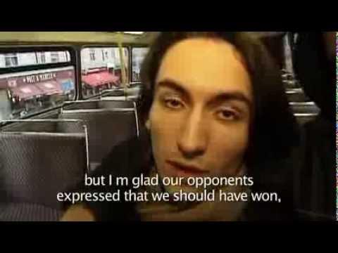 """Film Documentar/GBOB /Londra/Astoria/2006/Formația """"Millenium"""" la Finala Mondială/UK"""