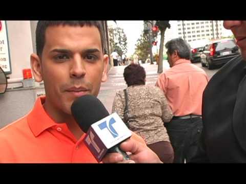Tito El Bambino Y Ernesto Martinez (Smoochy) Noticiero Telemundo 33
