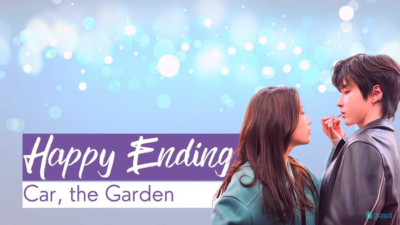 """""""Happy Ending"""" by Car, the Garden, translated into English + texts in Korean"""
