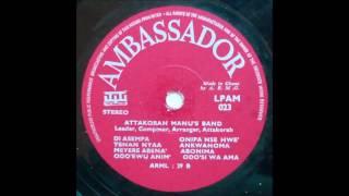 Atakora Manu - Odefe Defe (side B)