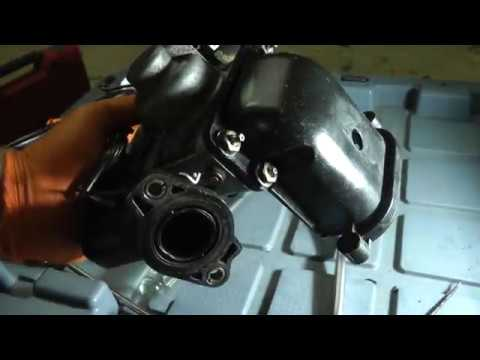FIXED!! - BRIGGS AND STRATTON (NIKKI) CARB - surging, misfiring, low power,  turns off