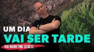 Foca-te no teu negócio e deixa os outros falar! - Kiai Marketing Secrets 4T157