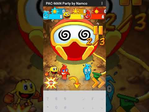 Pacman Party #1 Game Symbian