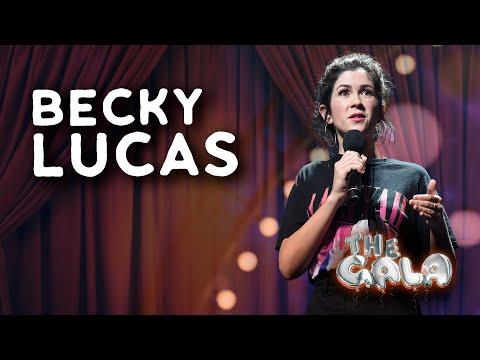Becky Lucas - 2019 Melbourne International Comedy Festival Gala