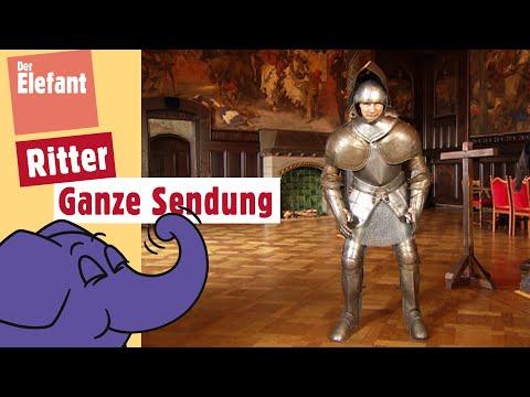 Die Sendung mit dem Elefanten - Folge 380 - Ritter | WDR