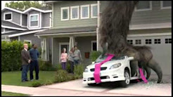 Farmers Insurance Monster Foot commercial
