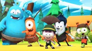 Spookiz Yodel Song! - Franzl Lang | Spookiz Songs | Cartoons for Kids