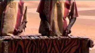Grazing back home - Namib Marimbas
