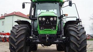 Rolnik Szuka... Traktora - Deutz Fahr 5115.4G || 18 ( Walkaround / Prezentacja )