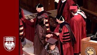 The 521st Convocation, University Ceremony - The University of Chicago