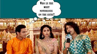 "Sumedh, Mallika and Basant shares""the most notorious"