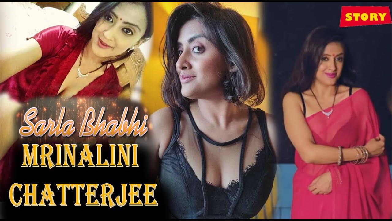 Download Mrinalini Chatterjee  | Sarla Bhabhi Web Series | Official Video |ULLU Originals