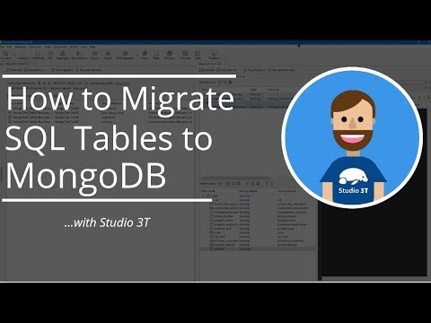 Import a SQL Database to MongoDB in 5 Steps | Studio 3T