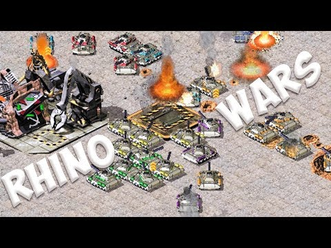 Rhino Games On Command And Conquer