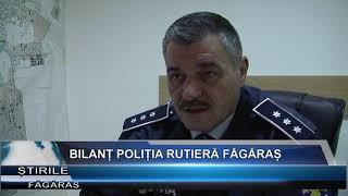 Bilant Politia Rutiera Fagaras