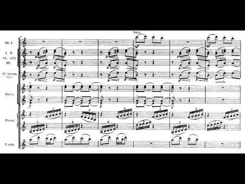 1911 - Petrouchka - Stravinsky