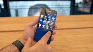 Samsung Galaxy S7 Hands-On!