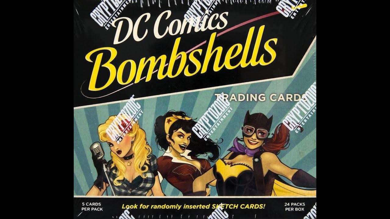 DC Comics Bombshells 2 Rainbow Base Card #16 Wonder Woman