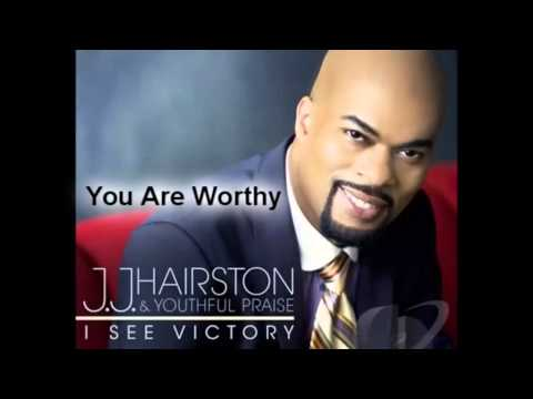 JJ Hairston interview & You Are Worthy