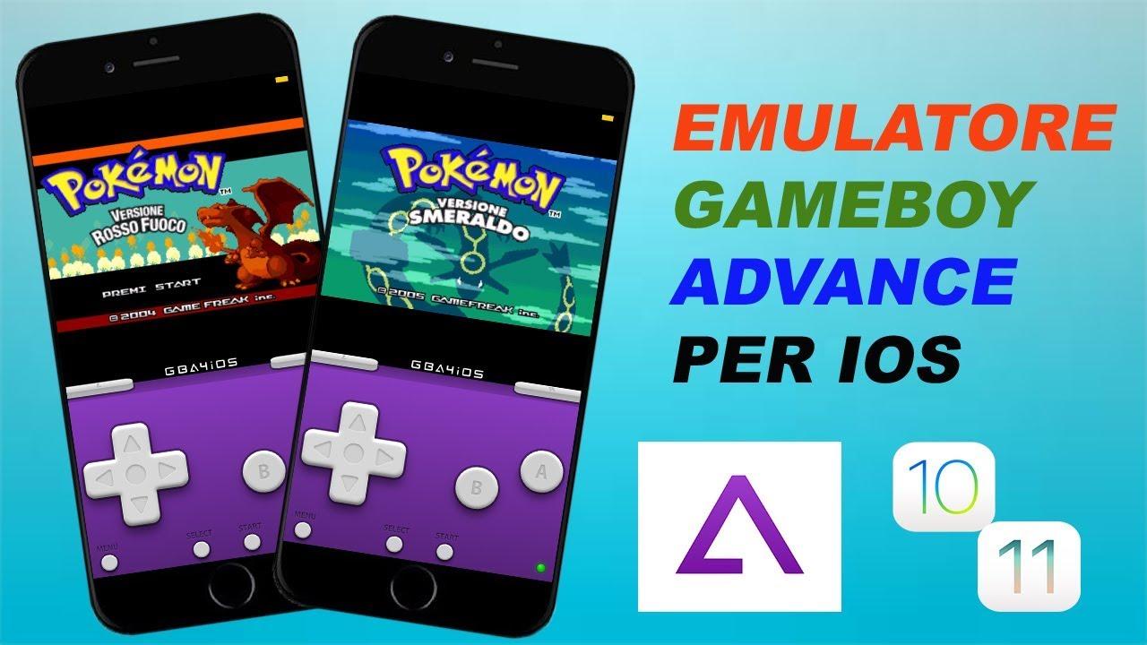 emulatore game boy iphone
