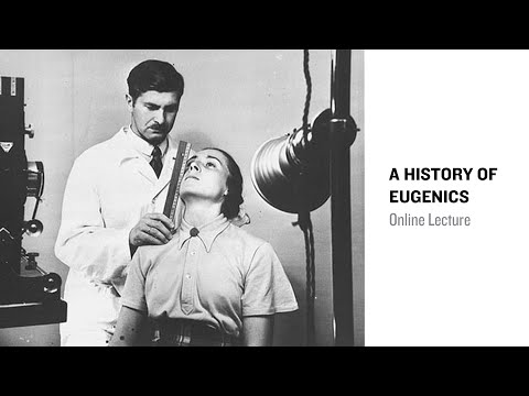 A History of Eugenics