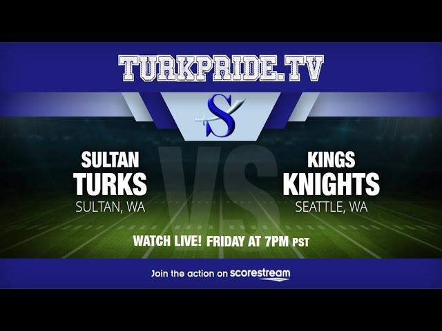 UPDATED VIDEO FOOTBALL! vs. Kings