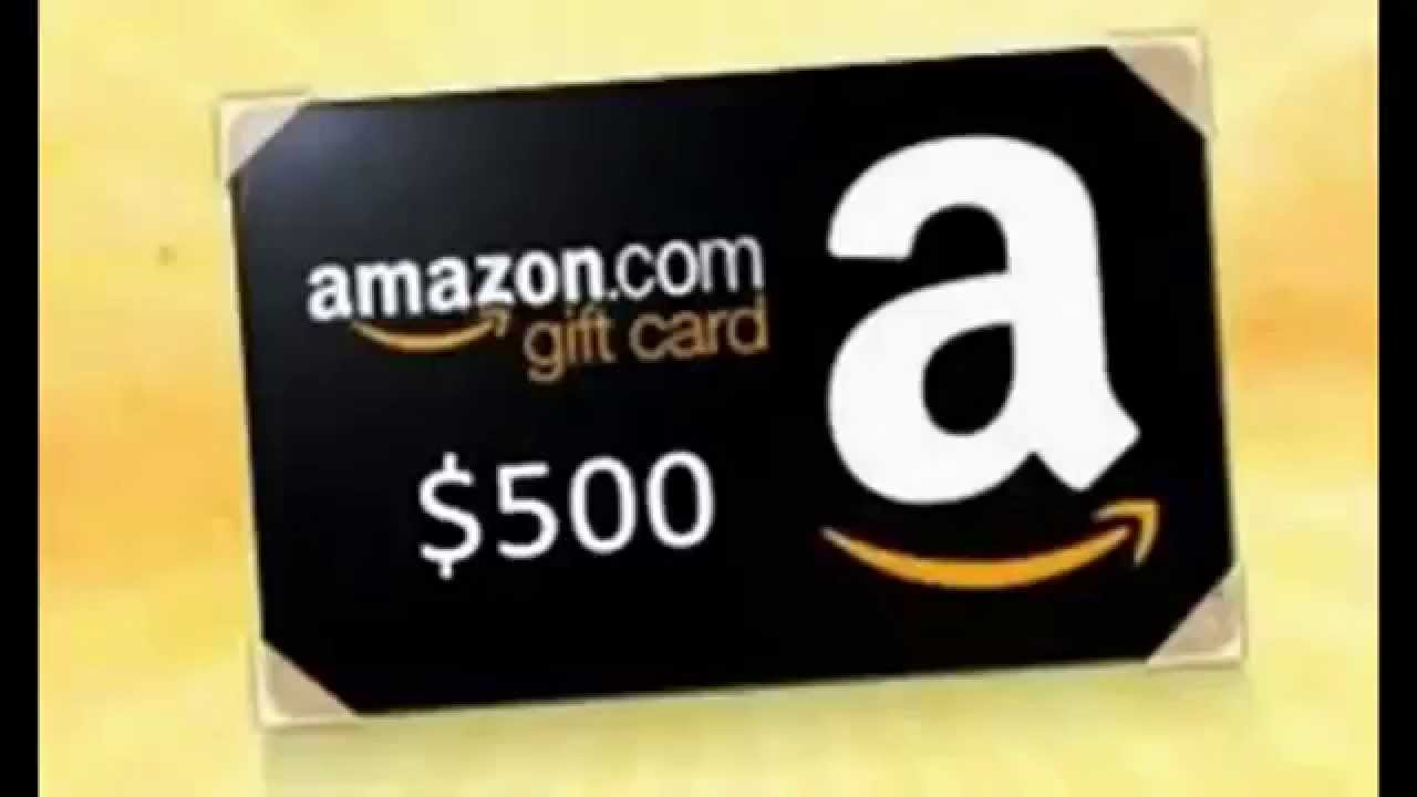 Where to find amazon gift cards in canada