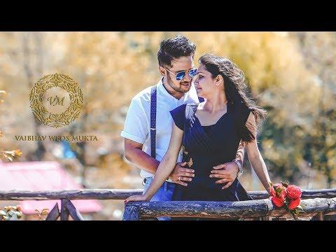 Vaibhav & Mukta Pre Wedding