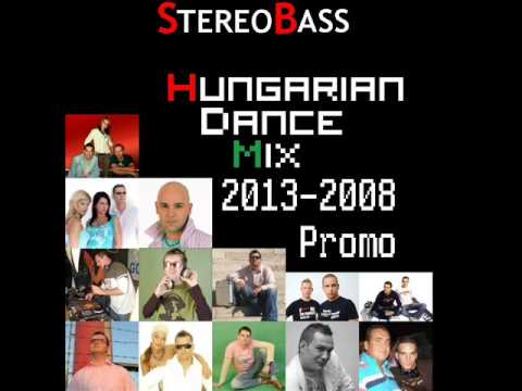 Hungarian Dance Mix 2008-2013