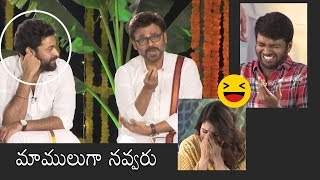 Venkatesh Explains about F2 Movie Hilarious Comedy Scene | Tamannah | Mehreen | Daily Culture