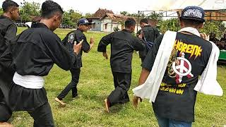 Gambar cover Goyang 1 komando psht, Tasyakuran warga baru Ranting Ngasem