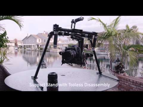 Turbo Ace AllSteady-1 a 3-Axis Stabilized Camera mount gimbal