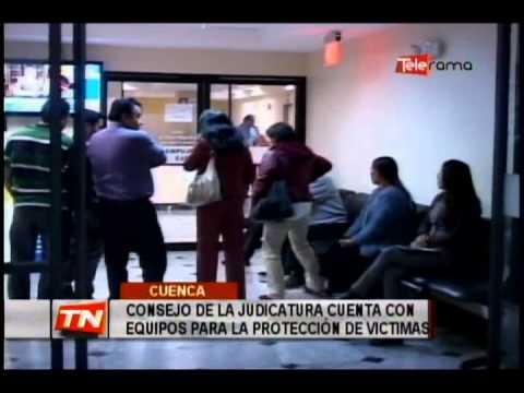 Consejo de la judicatura cuenta con equipos para la protección de víctimas