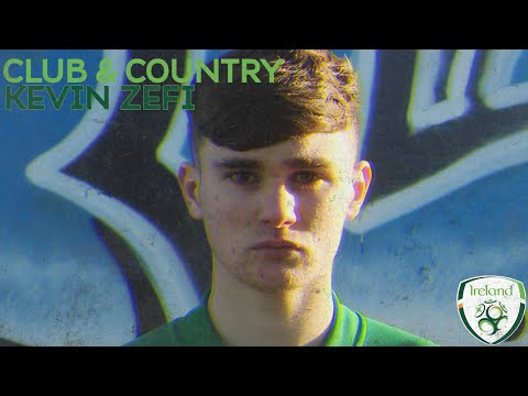 Club & Country | #IRLU15 & Shamrock Rovers' Kevin Zefi