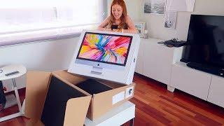 VLOG: НАШ НОВЫЙ iMac 27