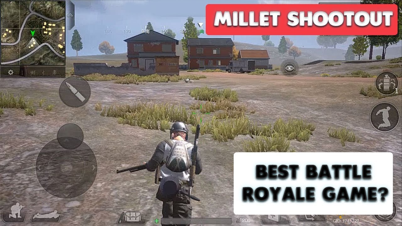 millet shootout